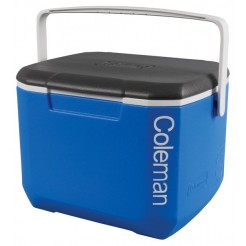 Coleman 16 QT Excursion Cooler Tricolor Koelbox Blue/White/Charcoal